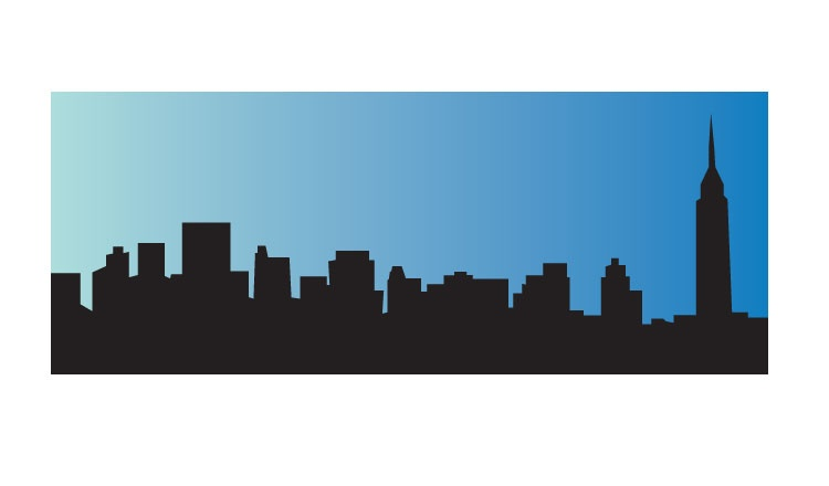 new york skyline clipart free download best new york skyline
