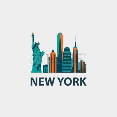 450x450 Top 10 Clip Art New York City