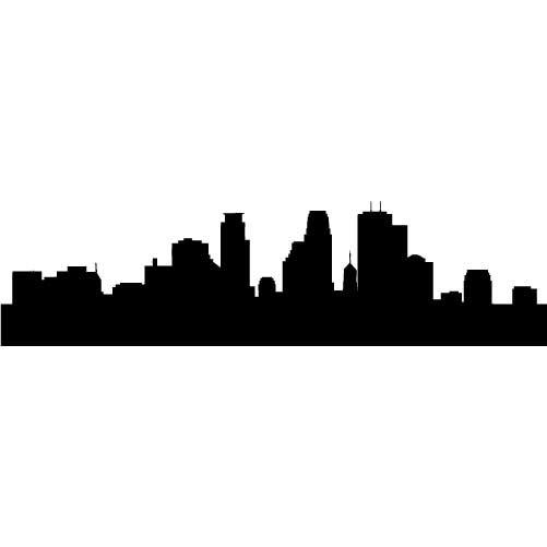 501x501 New York Skyline Clipart