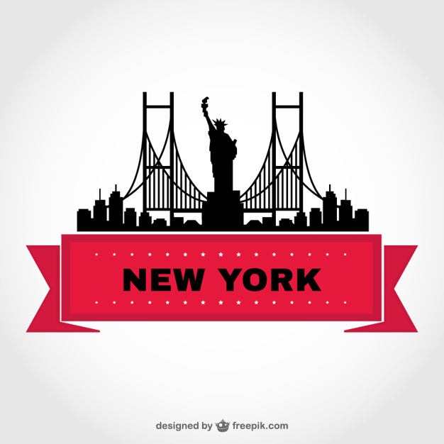626x626 New York Skyline Vectors, Photos And Psd Files Free Download