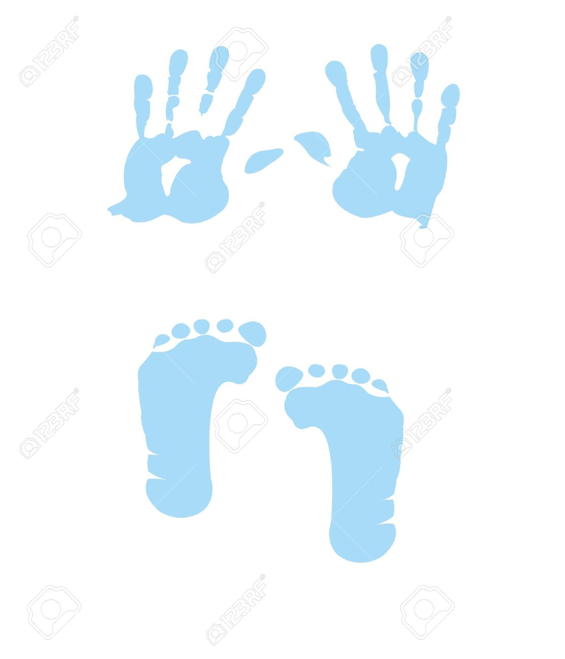 1114x1300 Handprint Clipart Newborn Baby