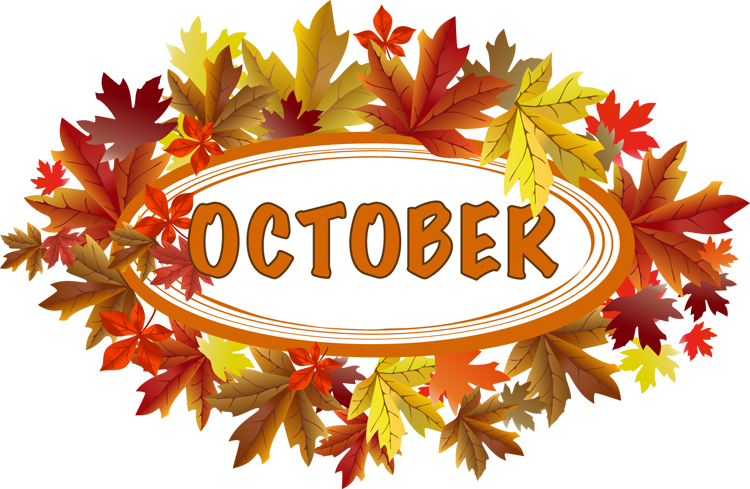 750x489 October Monthly Newsletter Clip Art Id 39507 Clipart Pictures
