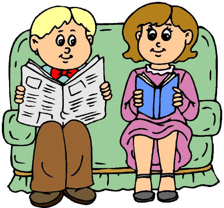 720x669 Cartoon Newspaper Clipart Kid