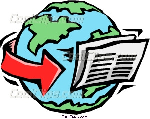 300x237 Newswire International News Vector Clip Art