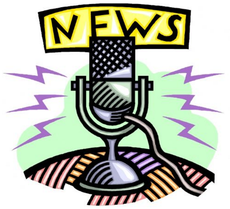 744x676 Journalist Clipart Newsletter