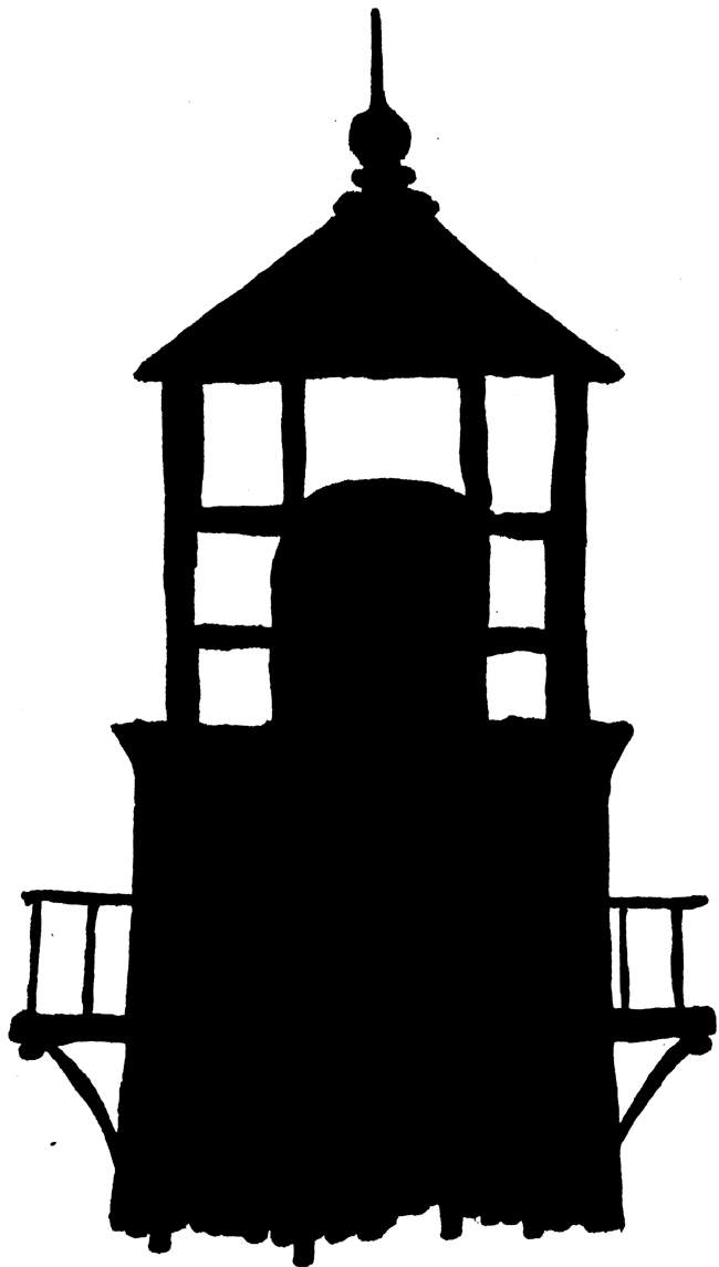 650x1145 All Free Original Clip Art Lighthouse Clipartcow 2