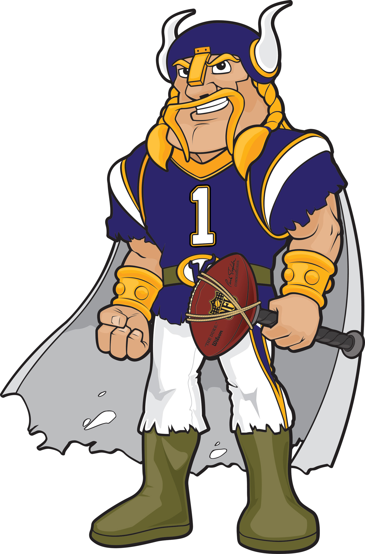 1753x2660 Nfl Minnesota Vikings Logo Clipart