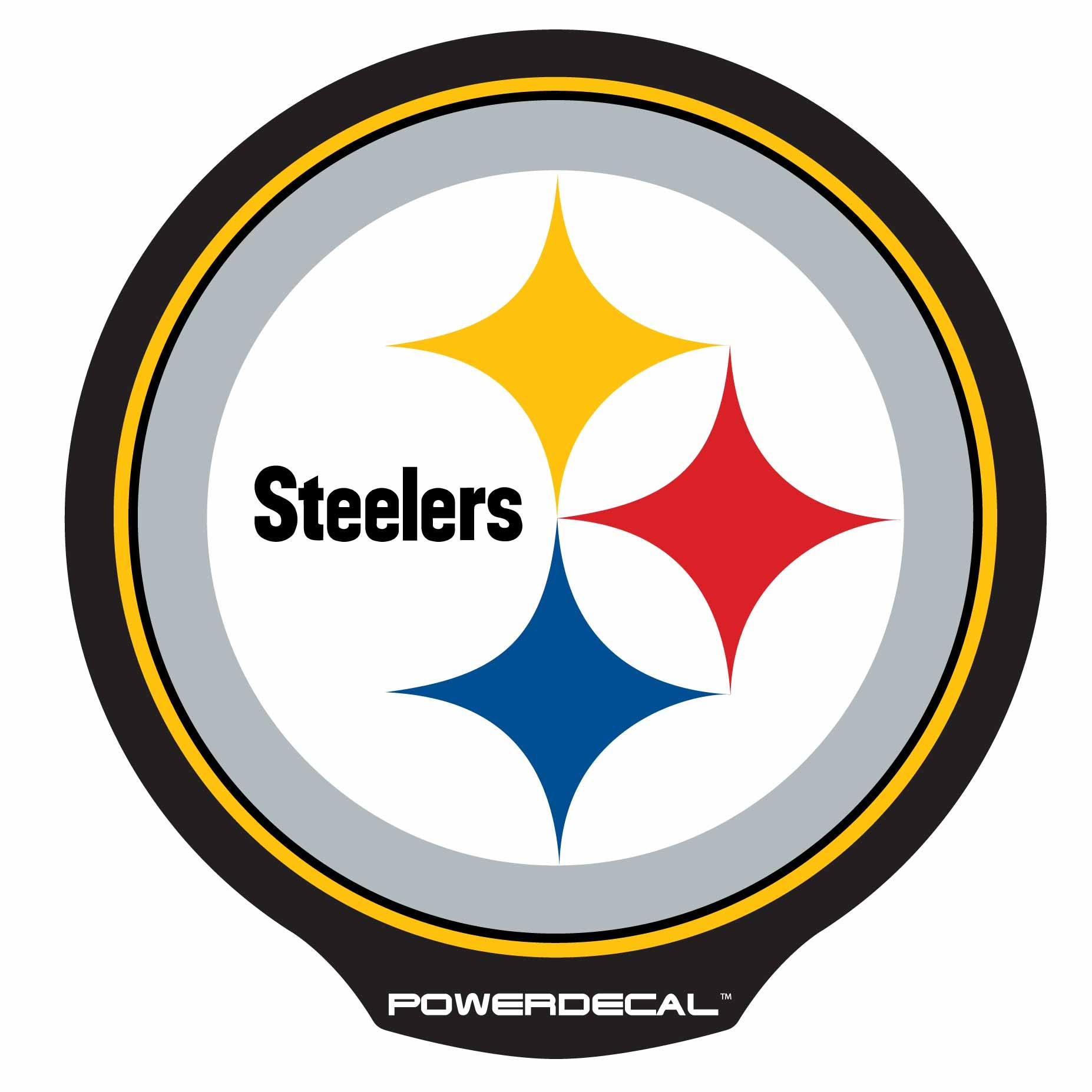 1854x1854 Nfl Steelers Clipart