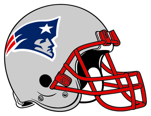 500x387 The Evolution Of The Patriots Logo And Uniform New England Patriots