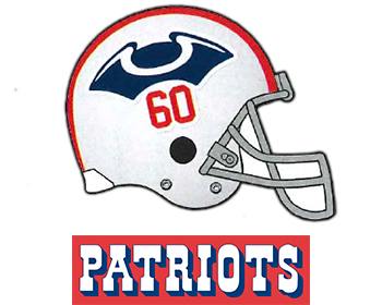 350x280 The Evolution Of The Patriots Logo And Uniform New England Patriots