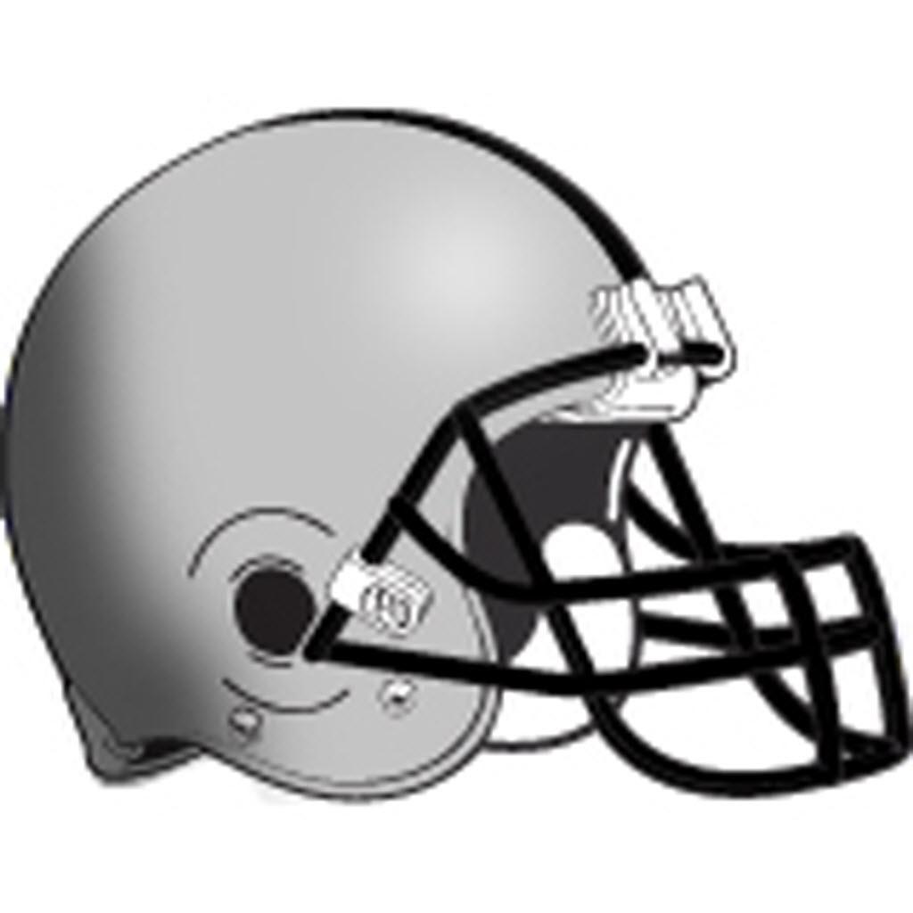1024x1024 Blank Football Helmet Clipart Kid 7