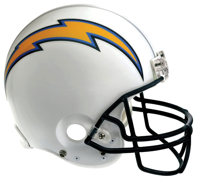 640x584 Nfl San Diego Chargers Football Helmet Fathead Wall Sticker