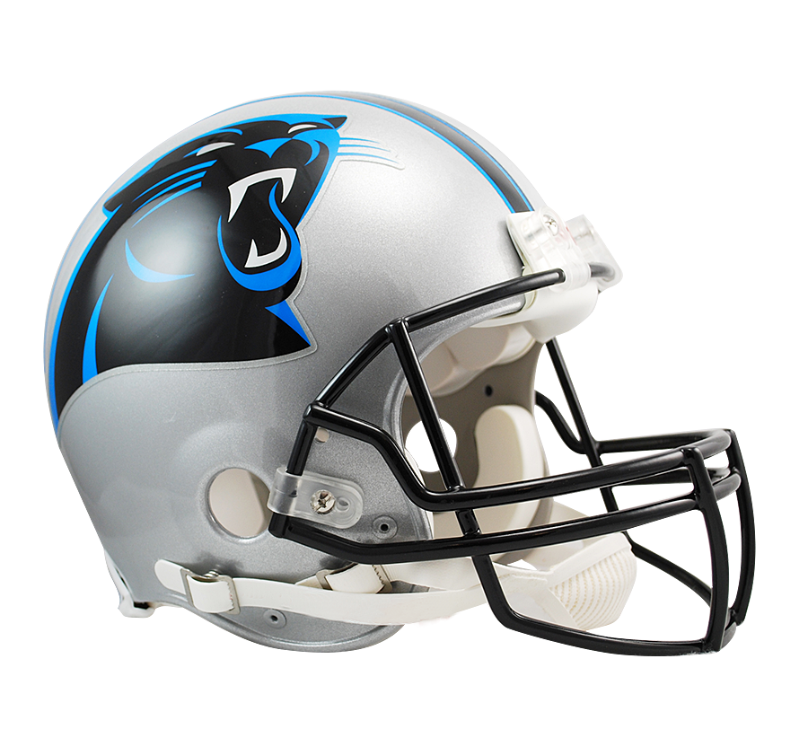 900x812 Panthers Vsr4 Authentic Helmet