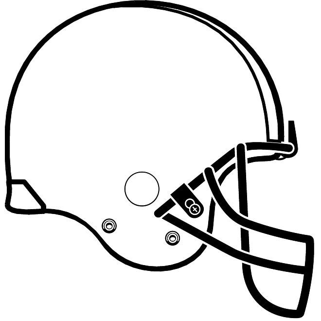 660x660 Nfl Helmet Vector Image 2 Free Vectors Ui Download