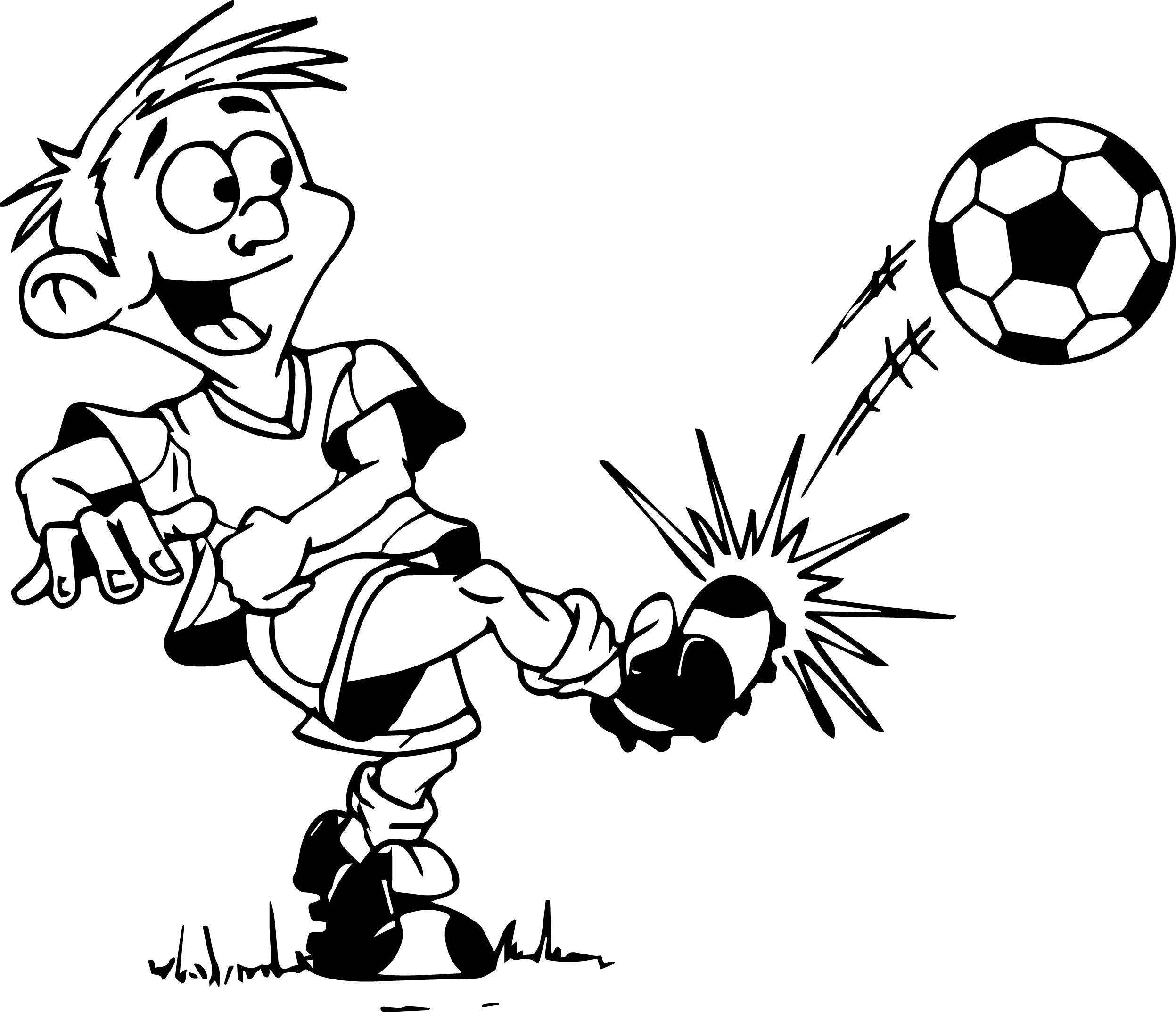 2495x2147 Coloring Pages Football Printable Page For Line Drawings Picture