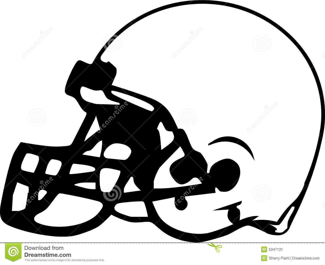 1300x1060 Drawing Clipart Football
