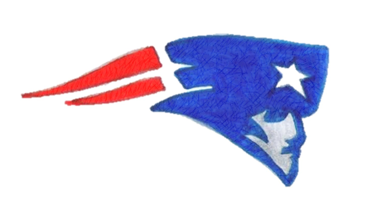 1500x885 How To Draw The New England Patriots Logo