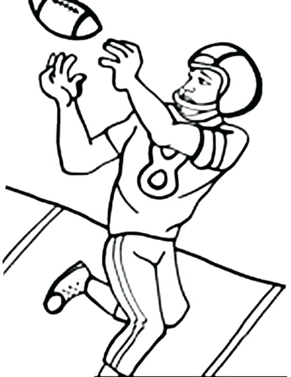 600x776 Nfl Football Coloring Pages Awesome Football Helmets Coloring