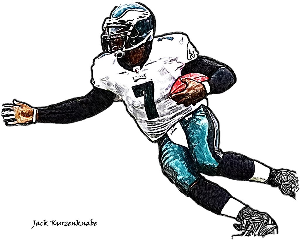 Nfl Football Player Drawing at GetDrawings | Free download |Nfl Drawings