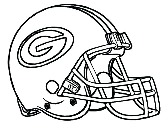 700x541 Nfl Logo Coloring Pages Pretentious Design Ideas Football