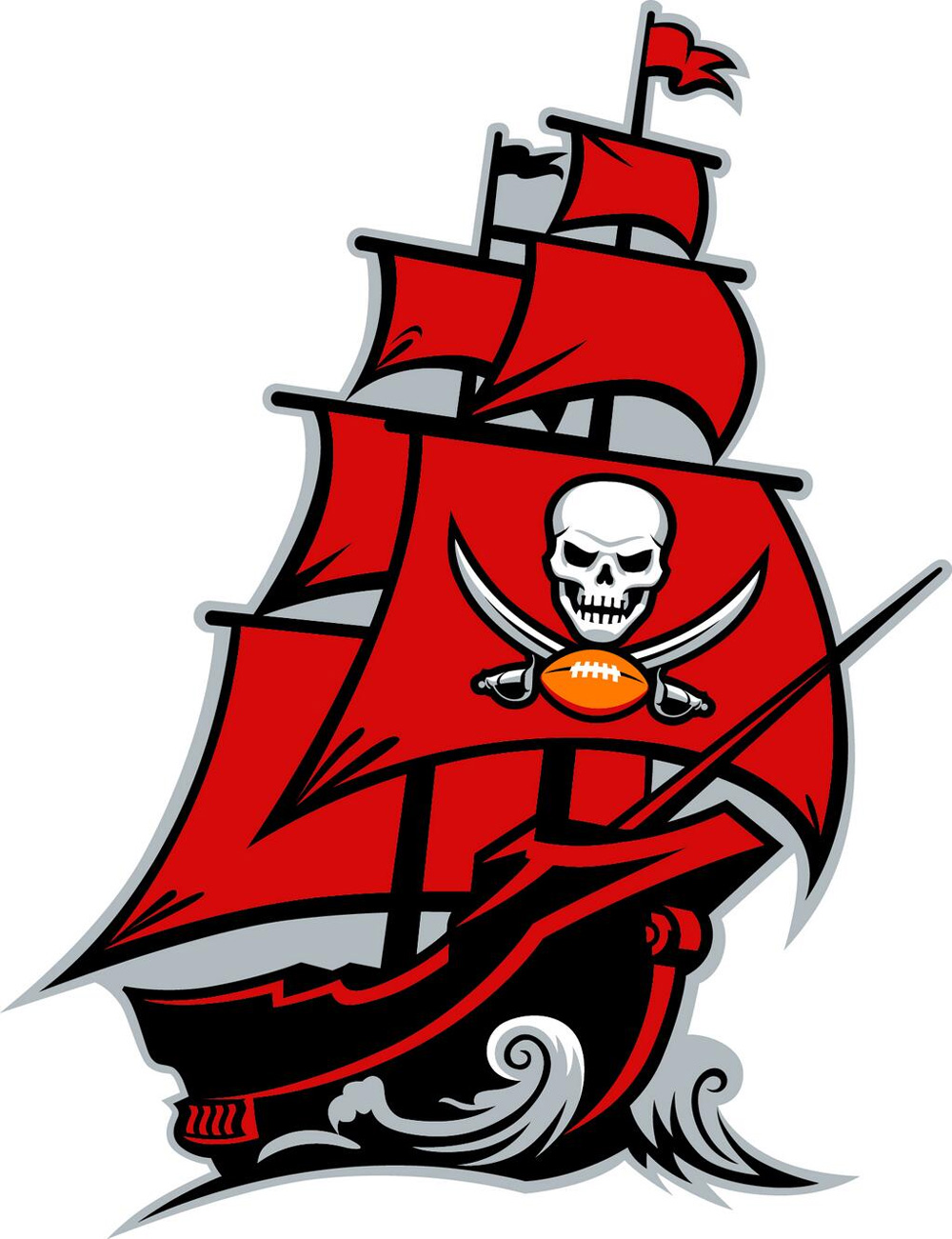 1000x1301 Brand New New Logo, Identity, And Helmet For Tampa Bay Buccaneers