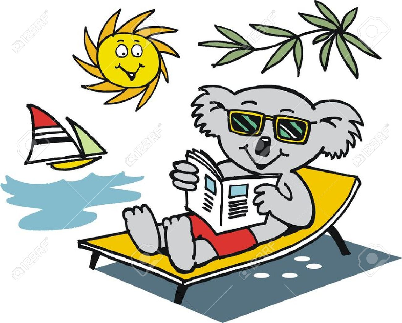 1300x1044 Relax Clipart Nice Weather