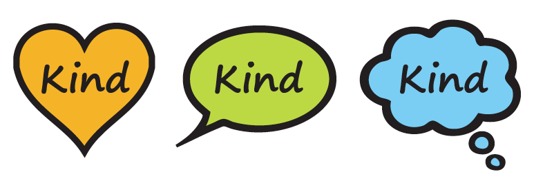 773x266 Kind Hearts. Kind Words. Kind Thoughts. Kind Hearts. Kind Words