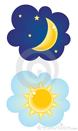 270x450 Clouds Clipart Night Time