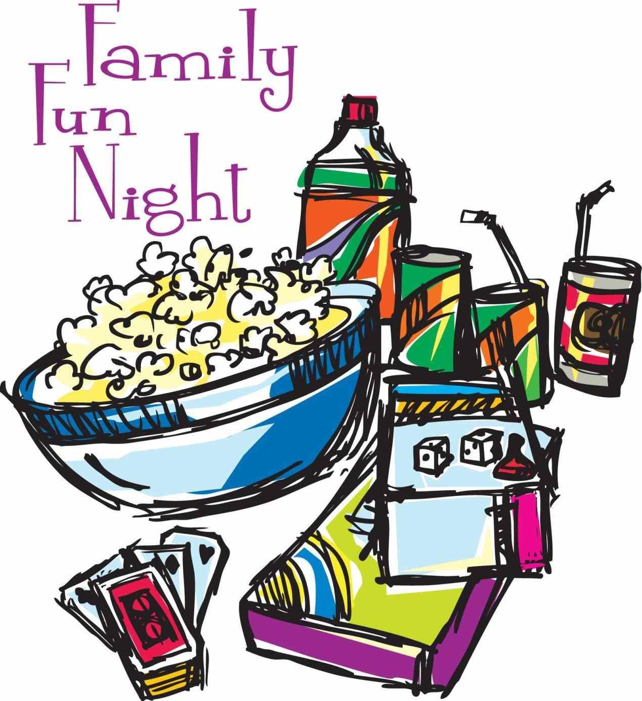 1270x1387 Picnic Family Fun Night Clipart Clip Art Free Lettering