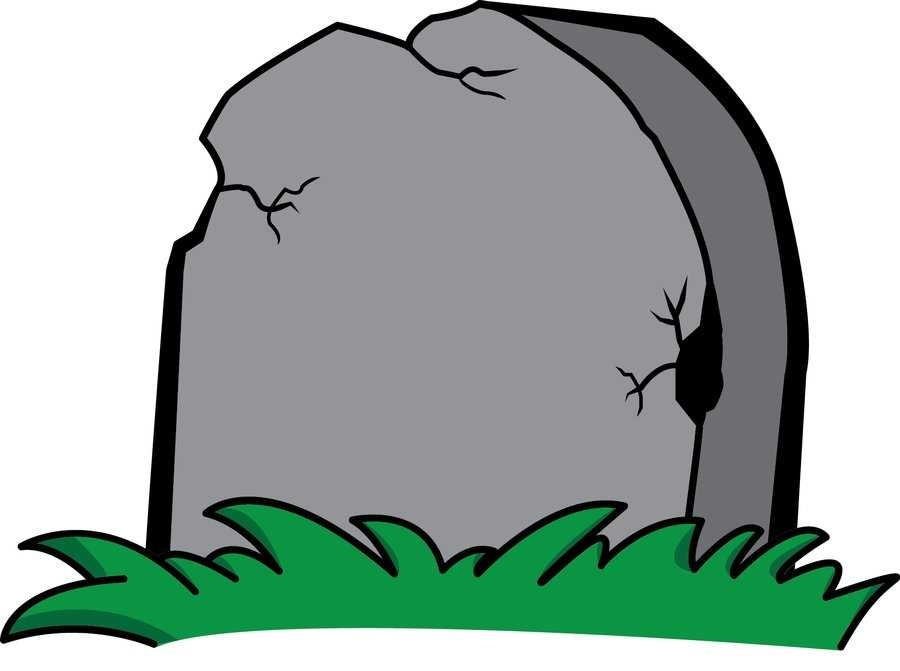 900x671 Tombstone Clip Art