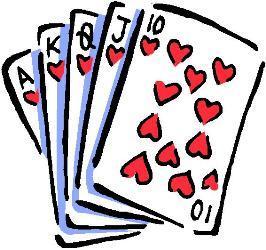 266x250 Clip Art Casino Night Clipart