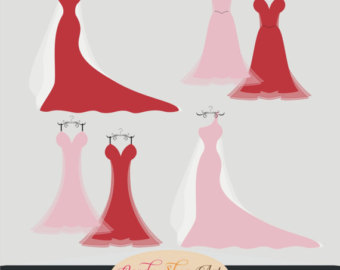 340x270 Instant Download, Bachelorette Party Clipart, Bridal Shower Clip