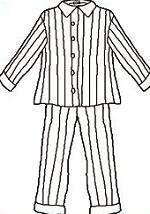 150x214 Sleeping Clothes Clipart, Explore Pictures