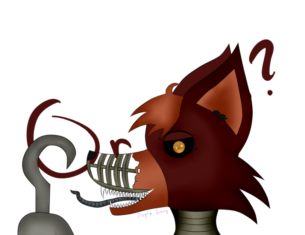 1019x784 Nightmare Foxy by LucyTania on DeviantArt
