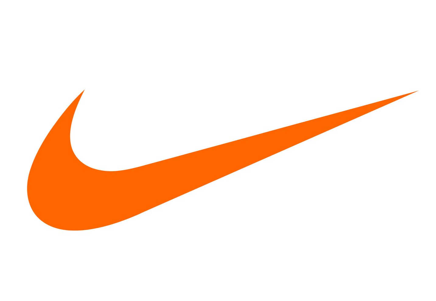 Nike clipart free download best nike clipart on for Nike swoosh template