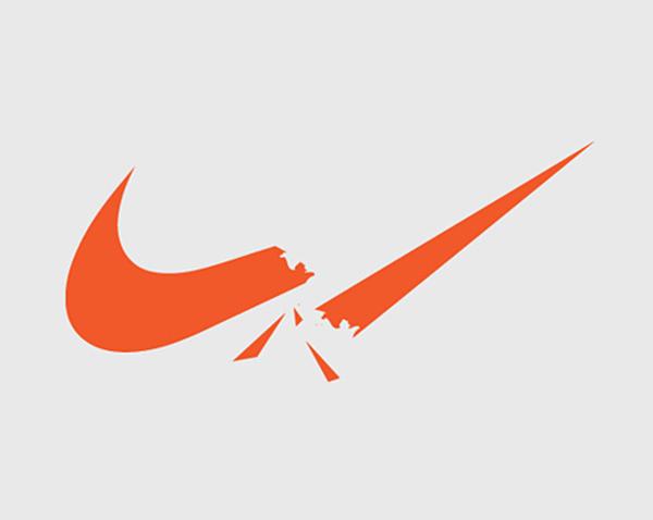 600x478 Nike Logo Variations Logo Designers Tributes To The Nike Swoosh