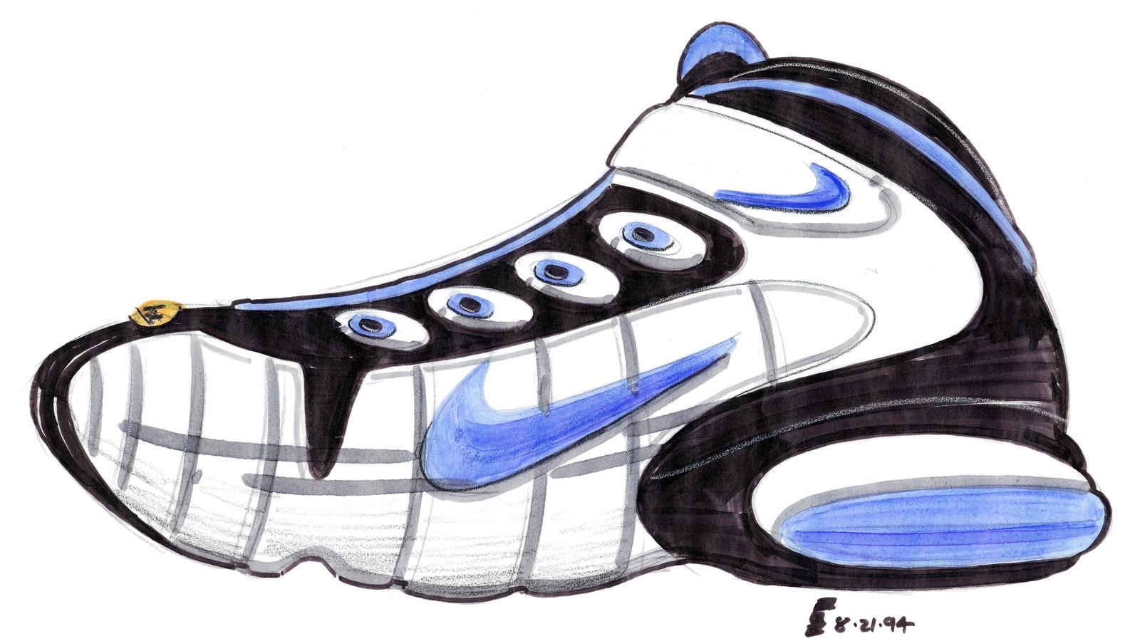 1600x900 Nike Air Penny