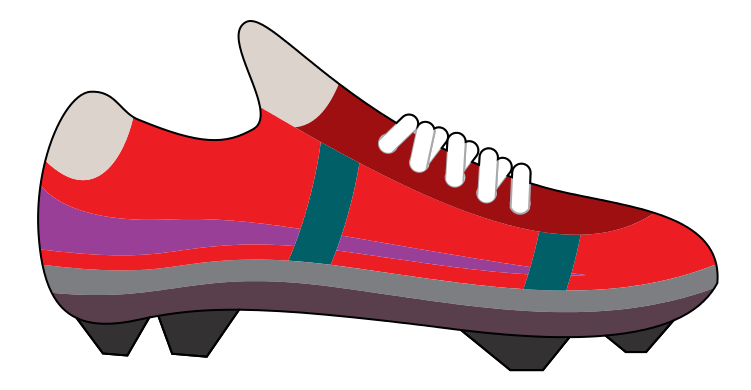 751x390 Shoe Free To Use Clip Art