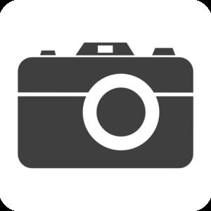 300x300 Grey Camera Icon Clip Art