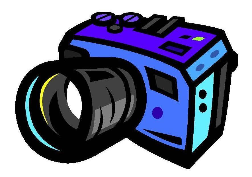885x621 Nikon Camera Clipart