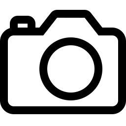 256x256 Nikon Clipart Outline