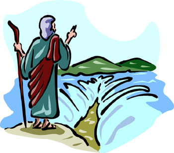 350x308 Baby Moses Clipart