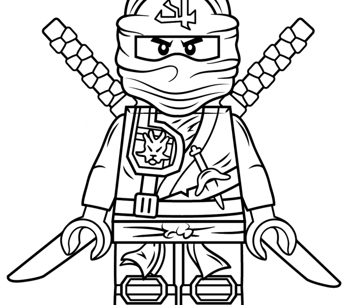 The Best Ninja Coloring Book Samuel Website