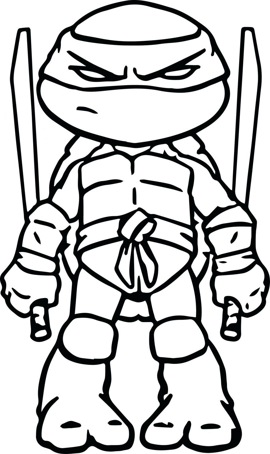 878x1476 Ninja Coloring Pages 69 Appealing Book Turtles Raphael Ninja