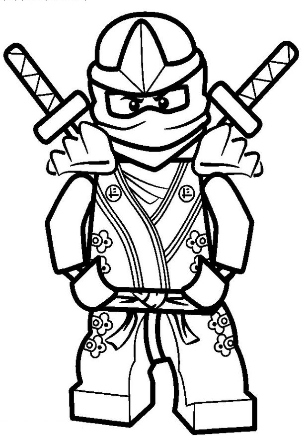 620x877 ninja coloring pages printable murderthestout - Ninjago Coloring Pages To Print