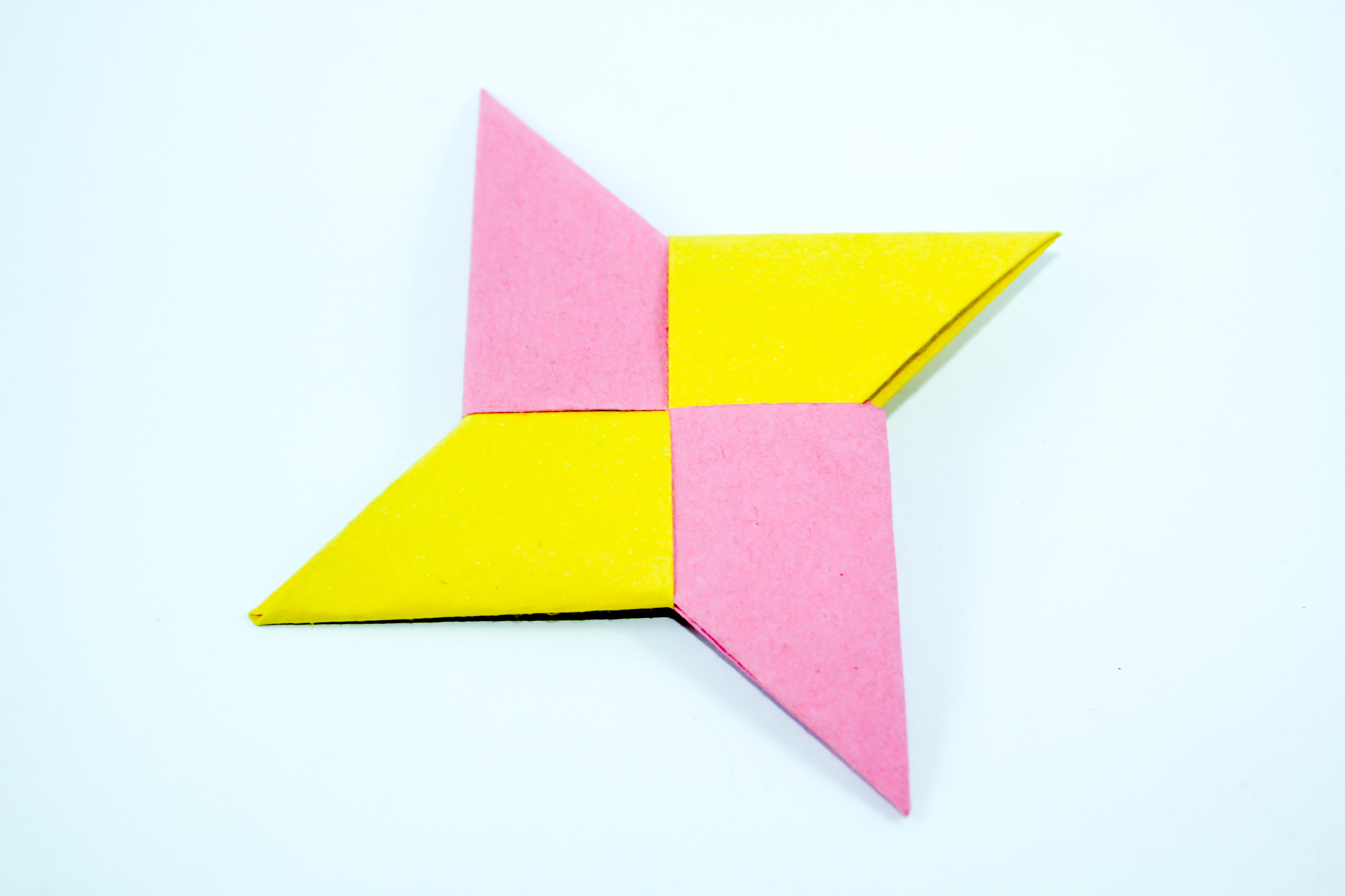 2592x1728 Origami How To Make A Paper Transforming Ninja Star Origami Paper