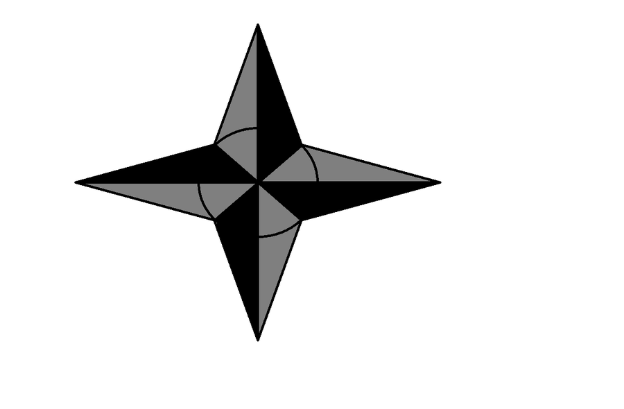 Ninja Star Cliparts   Free download on ClipArtMag