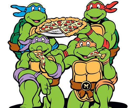 490x410 Ninja Turtles Clipart Little Ninja
