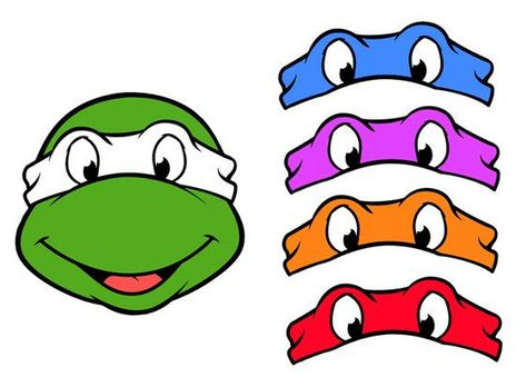 473x339 Ptm Ninja Turtle 2 Free Tmnt Pin The Mask On The Ninja Turtle