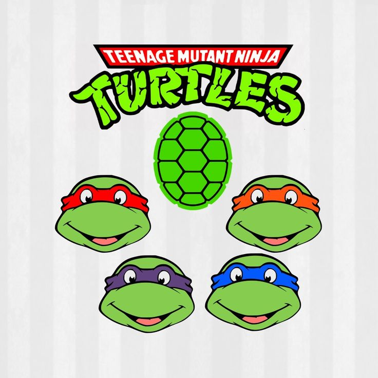 Ninja Turtles Clipart | Free download on ClipArtMag